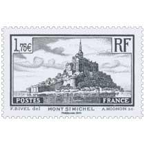 2015 Mont St Michel