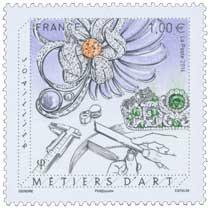 2016 Métiers d'art - Joaillier