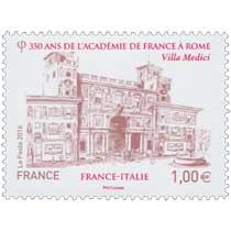 2016 350 ans de l'Académie de France à Rome - Villa Medici