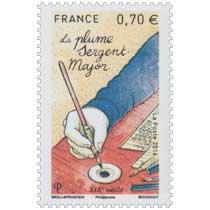 2016 La plume Sergent-Majort - XIXe siècle