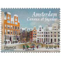 2016 Amsterdam - Canaux et façades