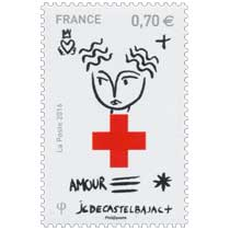2016 AMOUR - JC de CASTELBAJAC