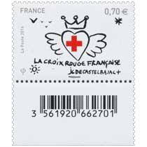 2016  LA CROIX-ROUGE FRANCAISE - JC de CASTELBAJAC