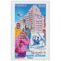 2016 Les années 70 - Les sports d'hiver