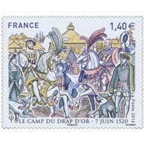 2016 Le camp du drap d'or - 7 juin 1520