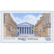 2016 FRANCE | PORTUGAL Rue Royale . PARIS