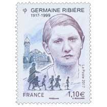 2017 Germaine Ribière 1917 - 1999