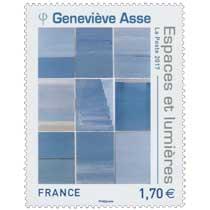 2017 Geneviève Asse - Espaces et lumières