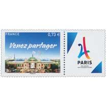 2017 Venez partager - Paris ville candidate aux jeux Olympiques de 2024