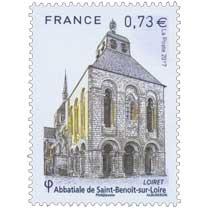 2017 Abbatiale de Saint-Benoît-sur-Loire - LOIRET