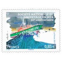 2017 Société Nationale de Sauvetage en Mer - 50e anniversaire