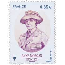 2017 ANNE MORGAN 1873-1952