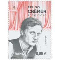 2017 Bruno Crémer 1929 - 2010