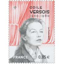 2017 Odile Versois 1930 - 1980