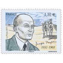 2017 Joseph Peyré 1892 - 1968