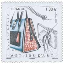 2018 Métiers d'art - Maroquinier