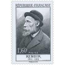Trésors de la Philatélie 2018 - RENOIR 1841-1919