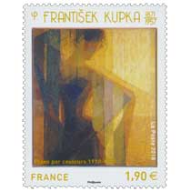 2018 FRANTIŠEK KUPKA 1871-1957 - Plans par couleurs 1910-1911