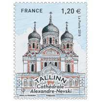 2018 TALLINN - Cathédrale Alexandre-Nevski