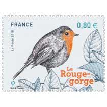 2018 Le Rouge-gorge