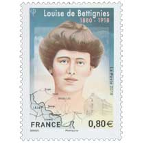 2018 Louise de Bettignies 1880 - 1918
