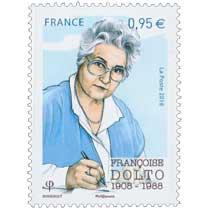 2018 Françoise Dolto 1908 - 1988