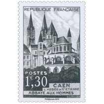 2019 Patrimoine de France - CAEN L'ABSIDE DE St ETIENNE ABBAYE AUX HOMMES