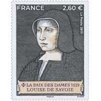 2019 LA PAIX DES DAMES 1529 - Louise de Savoie