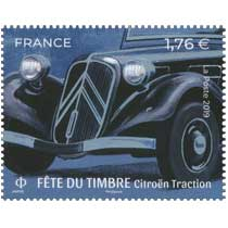 2019 Fête du Timbre 2019  Citroen Traction