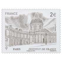 2019 PARIS Institut de France