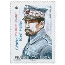 2019 POLOGNE - FRANCE Général Józef Haller