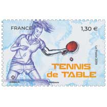 2019 TENNIS de TABLE