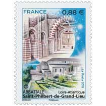 2019 ABBATIALE SAINT-PHILBERT-DE-GRAND-LIEU Loire-Atlantique