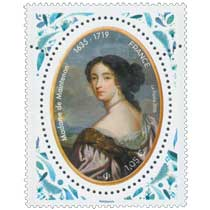 2019 Madame de Maintenon 1635 - 1719