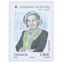 2020 Jacqueline de Romilly 1913 - 2010
