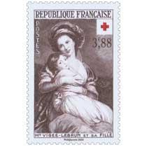 2020 Patrimoine de France - MME VIGÉE-LEBRUN ET SA FILLE