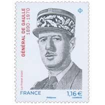 2020 GENERAL DE GAULLE 1890 - 1970