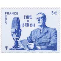 2020 L'APPEL DU 18 JUIN 1940