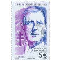 2020 CHARLES DE GAULLE  1890 -  1970