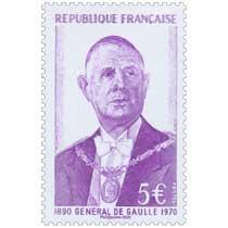 2020 GÉNÉRALE DE GAULLE  1890 - 1970