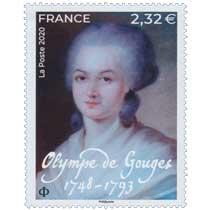 2020 Olympe de Gouges 1748 - 1793