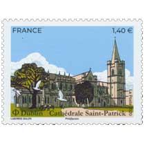 2020 Dublin -  Cathédrale Saint-Patrick