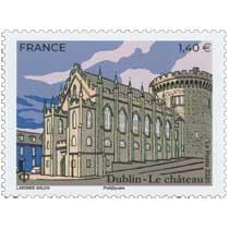 2020 Dublin - Le château