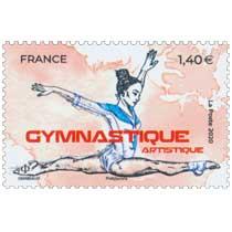 2020 Gymnastique artistique