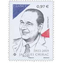 JACQUES CHIRAC 1932 - 2019