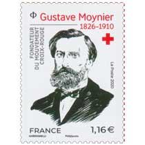 2020 Gustave Moynier 1826-1910 Fondateur du mouvement Croix-Rouge
