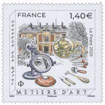 2019 Métiers d'art - Graveur sur métal