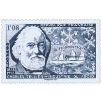 2021 Patrimoine de France - LE FRIGORIFIQUE CHARLES TELLIER 1828-1913 INDUSTRIE DU FROID