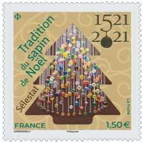 2021 1521 Tradition du sapin de Noël – Sélestat