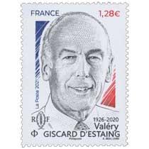 2021 Valéry GISCARD D'ESTAING 1926-2020